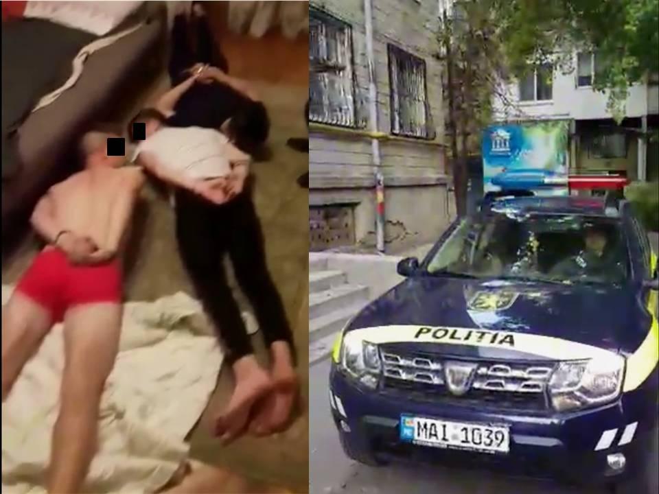Trei tineri din Chișinău – riscă până la 7 ani de închisoare