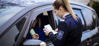 Doi cetățeni ai R. Moldova – fără permise de conducere, în urma controlului de frontieră