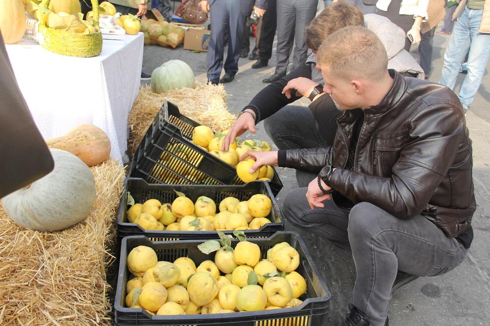 Un iarmaroc agricol va fi organizat astăzi la Chișinău