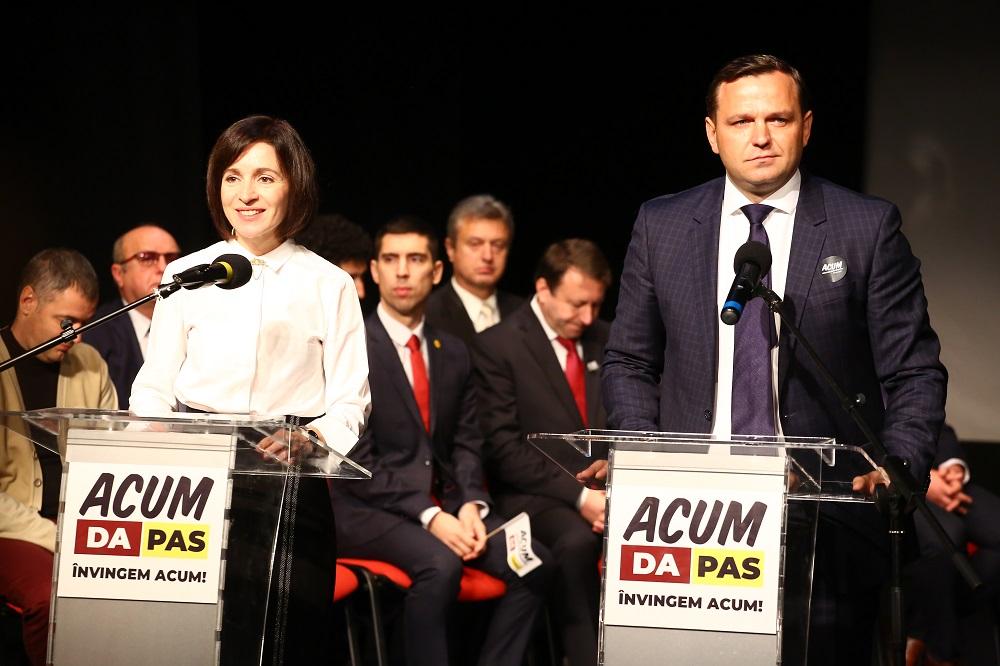 """""""ACUM"""" lansează angajamentele pentru următorii patru ani"""