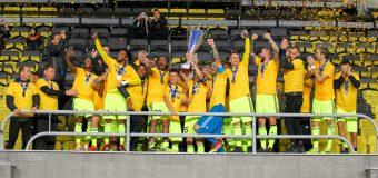Al 17-lea titlu de campioană a Moldovei! Echipa Sheriff Tiraspol – premiată